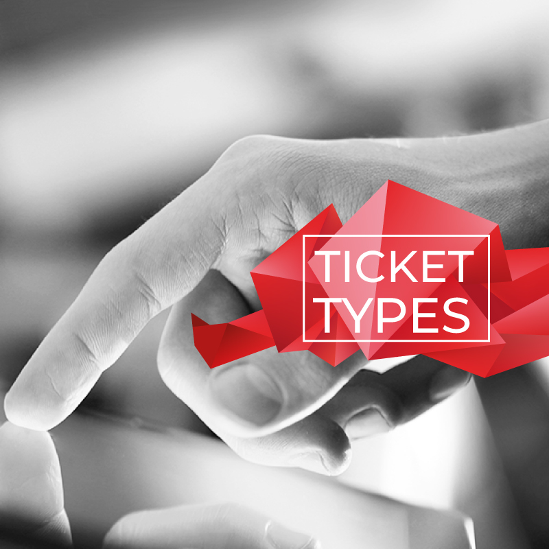 Ticket Types