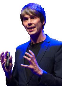 Prof. Brian Cox