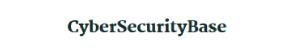 CyberSecurityBase