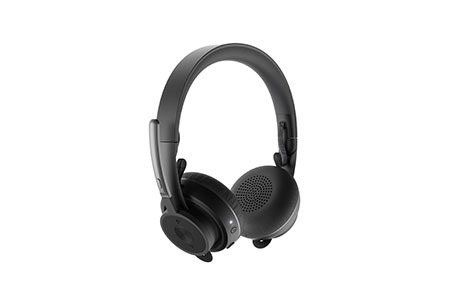 Logitech Zone Wireless: Headsets Designed for Today's Open Office