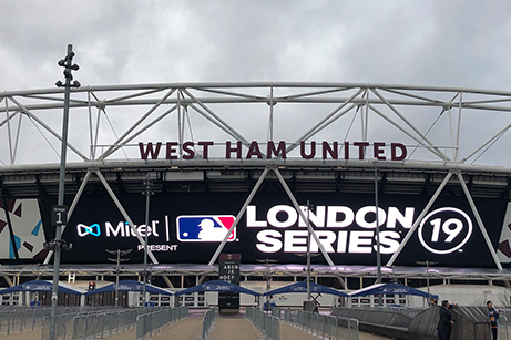 Mitel to Power Communications for Teams and Officials During the Major League BaseballTM Mitel & MLB Present London Series 2019