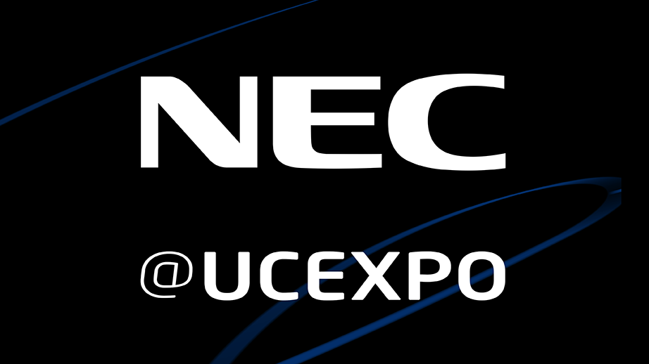 NEC in partnership with UC EXPO - Industry collaboration brings greater relevance for end users