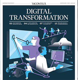 Digital Transformation Supplement in the Times