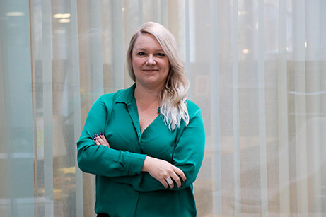 Centre stage with Hanna Karppi, Digital Workplace Manager at Sigma IT