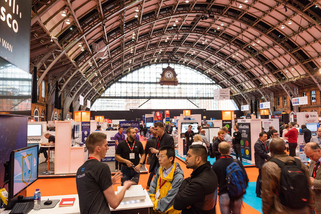 IP EXPO event series has another standout year in Manchester