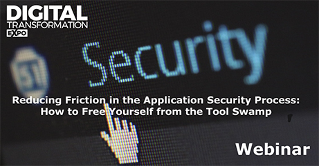 Webinar: Reducing Friction in the Application Security Process: How to Free Yourself from the Tool Swamp