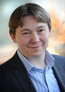Centre stage with Aleksander Gorkowienko, Managing Consultant, Spirent Communications