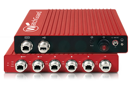 WatchGuard's New Ruggedised  Appliance Extends Network Security to Harsh Environments
