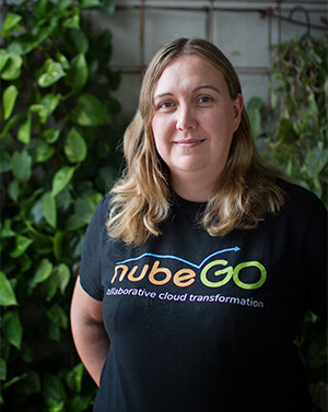 Centre stage with Emma Button, Co-Founder at nubeGo