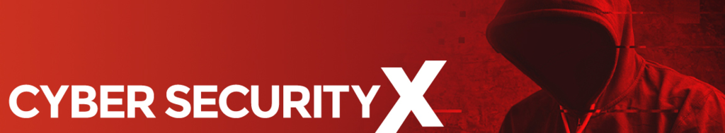Cyber Security X header image