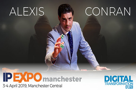 IP EXPO Manchester returns for 2019 with a look at the dark side of technology