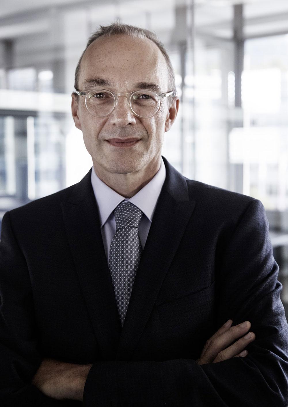 Dr. Serge Droz
