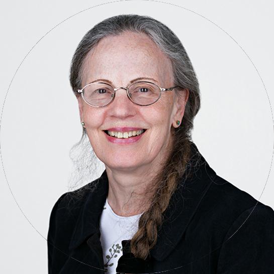 Julie Hudson // UBS