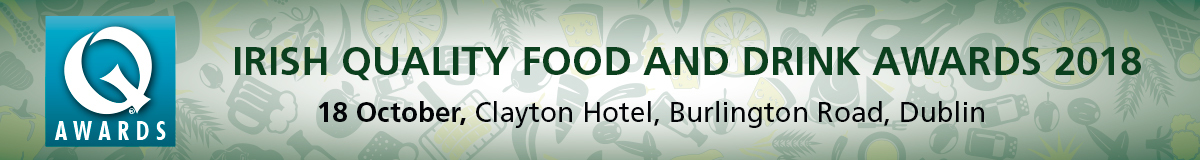Irish Quality Food and Drink Awards 2018