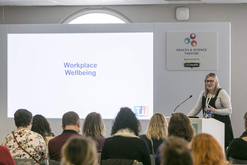 MENTAL HEALTH AT WORK By Jules Parkinson Thake