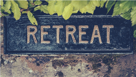 WHY GO ON RETREAT? By Jacky Seery, Mindfulness Association