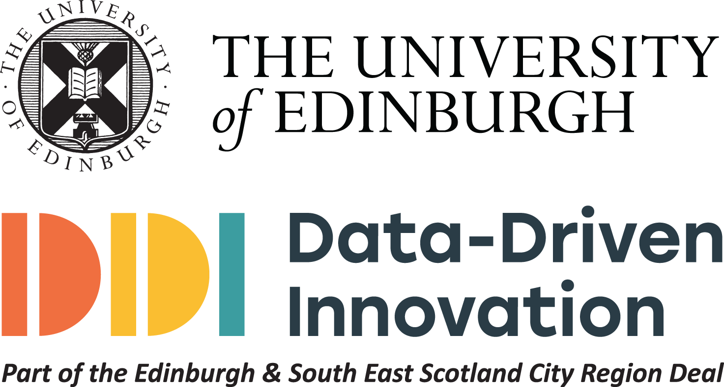 Edinburgh Uni and DDI