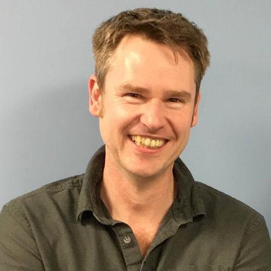 Graham Dunn (moderator)