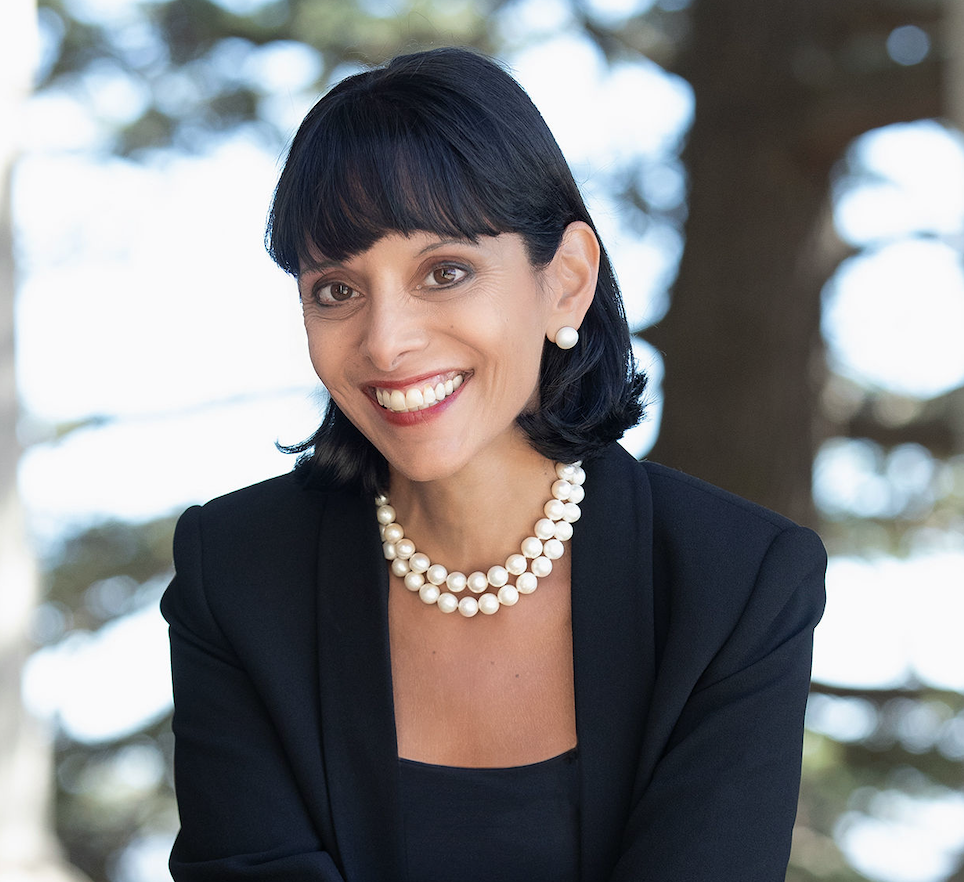 Anita Mendiratta (Moderator)