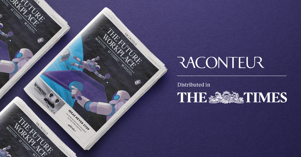 Future Workplace Report by Raconteur and The Times