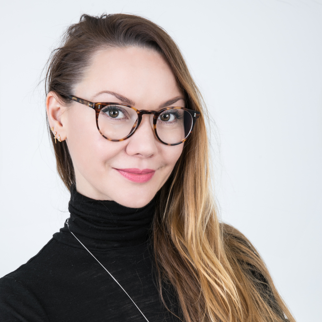 Natasha Terinova // REACH UK