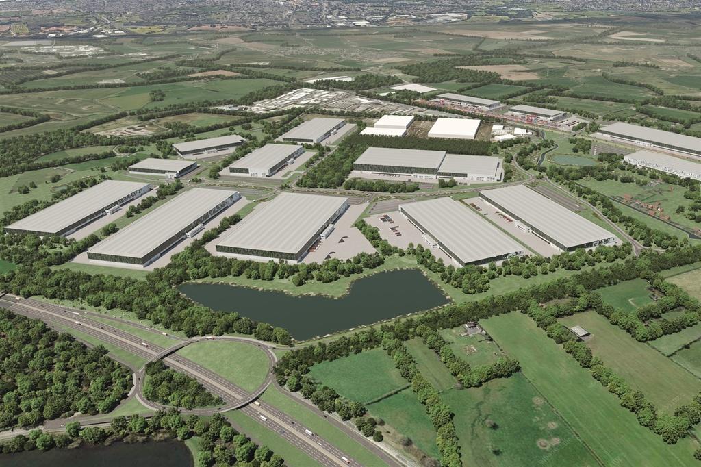 West Midlands Interchange to boost local economy