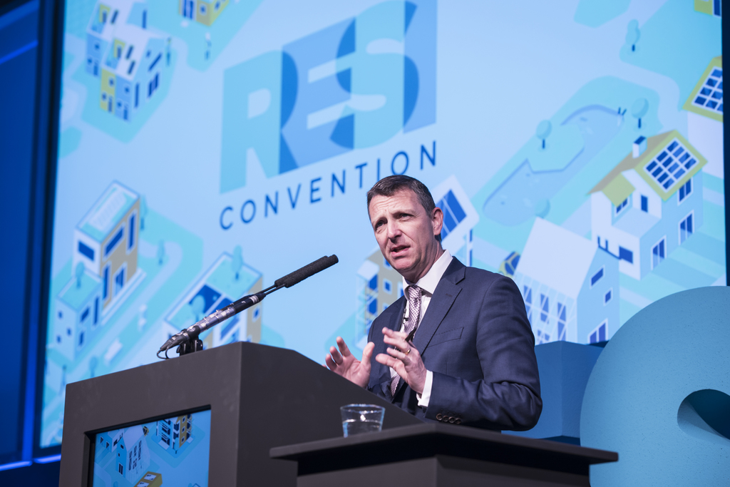 DAY TWO: If day one of RESI highlighted Diversity in the industry, day two was all about Debate and Delivery, with no less than two Question Time-style sessions on the housing crisis