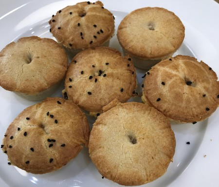 Co-op Irresistible Mini Pie Selection, The Cornwall Bakery