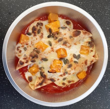 Co-op Irresistible Butternut Squash and Sage Ravioli, Oscar Mayer - Rowan Foods