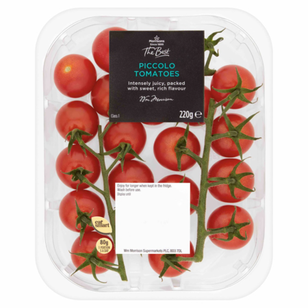 Morrisons The Best Piccolo Tomatoes