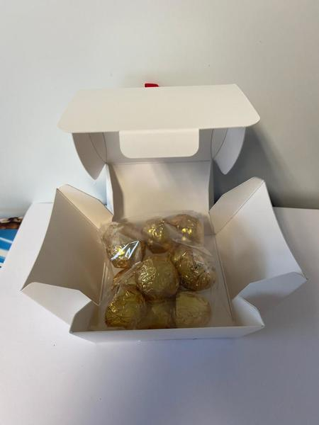 Morrisons The Best Salted Caramel Truffles