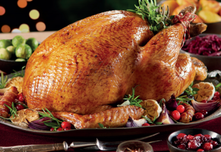 Aldi Specially Selected Exquisite Hand-Finished Chesham Bronze Turkey