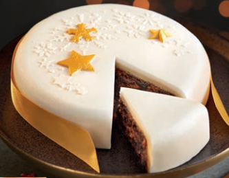 Aldi Specially Selected Luxury All Over Iced Cake