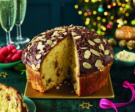 Morrisons The Best Chocolate Orange and Mascarpone Cream Panettone