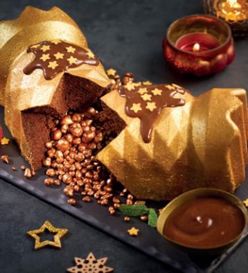 Aldi Honeycomb Chocolate Cracker Cake