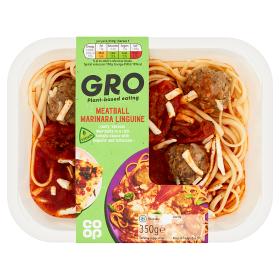 Co-op GRO Meatball Marinara Linguine, Oscar Mayer - Rowan Foods