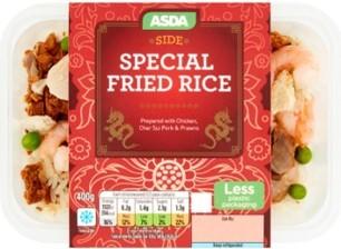 Asda Special Fried Rice