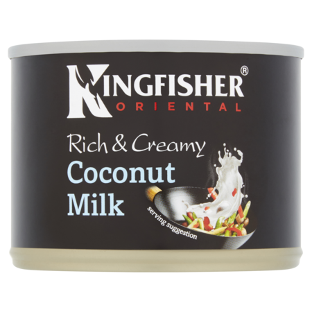 Kingfisher Rich and Creamy Coconut Milk, Lovering Foods