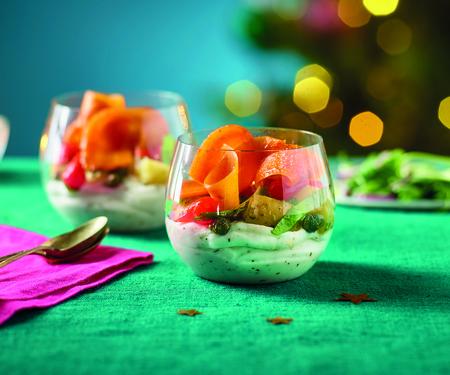 Morrisons The Best Vegan Smoked Salmon & Cream Cheese