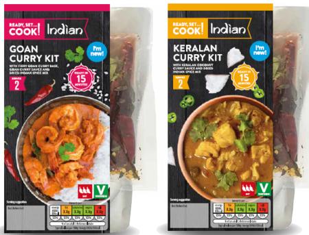 Aldi Indian Goan Curry Kit