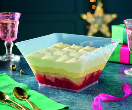 Morrisons The Best Vegan Strawberry Trifle