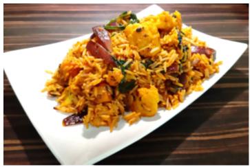 Co-op One Pan Tandoori Cauliflower Makhani
