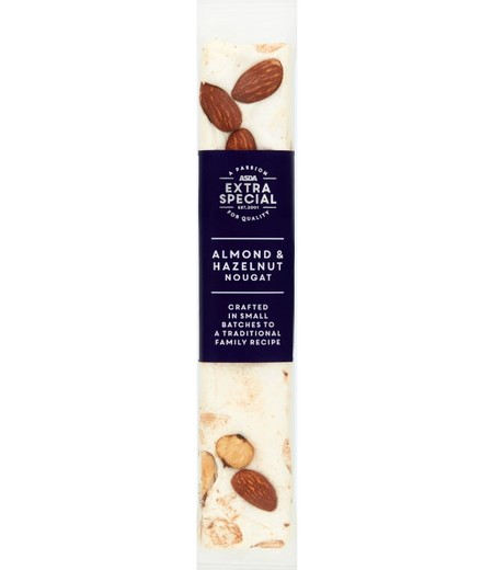 Asda Extra Special Hazelnut & Almond Nougat