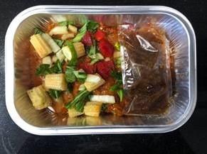 Asda Szechuan Chicken Mini Fillets, Avara Foods