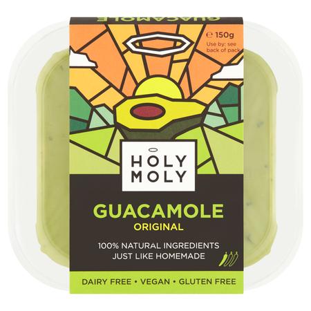 Holy Moly Dips Original Guacamole