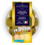 Asda Extra Special Sicilian Lemon Stone-In Giarraffa Olives