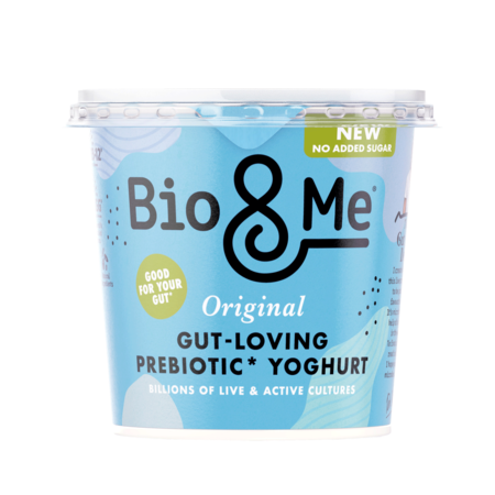 Bio&Me Original Gut-Loving Prebiotic Yoghurt