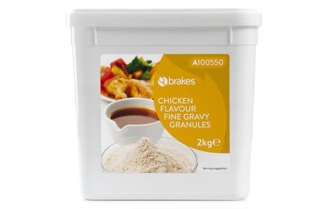 Brakes Gluten Free Fine Chicken Gravy Granules
