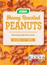 Asda Honey Roast Peanuts