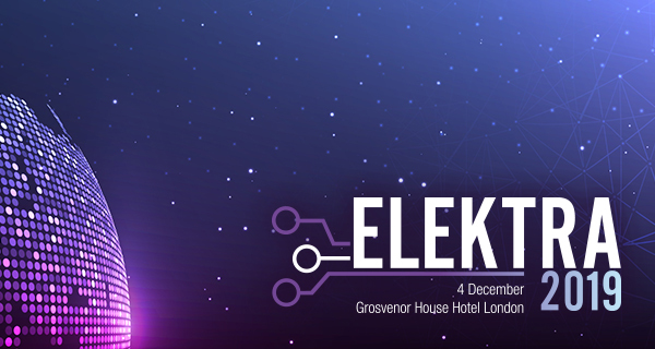 Elektra Awards 2019 - Main header